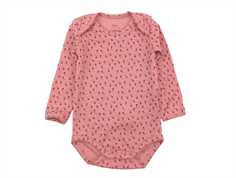 Noa Noa Miniature body printed ash rose uld