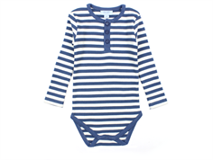 Noa Noa Miniature body rib striped vintage indigo