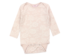 Noa Noa Miniature body shadow gray blomster
