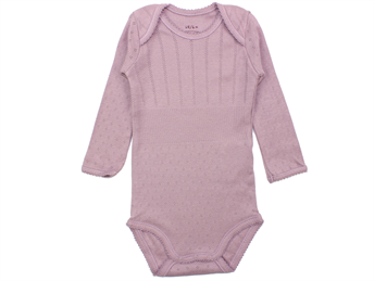 Noa Noa Miniature body toadstool | Bodystockings til baby | UDSALG