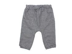 Noa Noa Miniature bukser grey melange boy wave