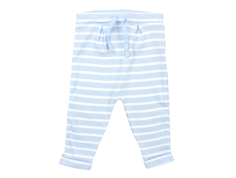 Noa Noa Miniature bukser rib striped faded denim