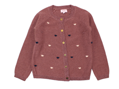 Noa Noa Miniature cardigan Dabiah winter rose