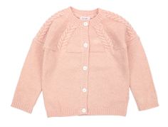 Noa Noa Miniature cardigan evening sand uld