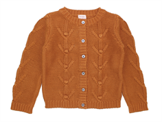 Noa Noa Miniature cardigan glazed ginger