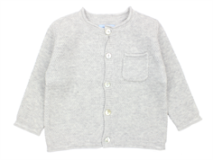 Noa Noa Miniature cardigan grey melange boy