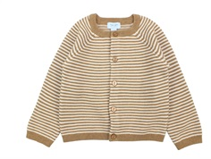 Noa Noa Miniature cardigan strik indian tan