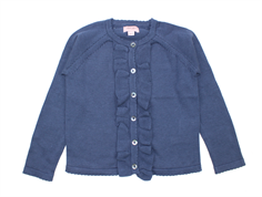 Noa Noa Miniature cardigan vintage indigo light knit