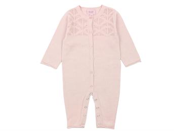Noa Noa Miniature jumpsuit pearl blush | Baby basic cotton melange | UDSALG