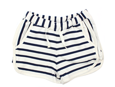 Noa Noa Miniature laguna shorts stripes chalk