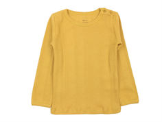 Noa Noa Miniature t-shirt Dorian honey mustard