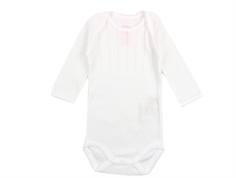 Noa Noa Miniature baby doria body white