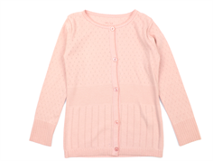 Noa Noa Miniature Doria cardigan rose tan