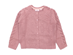 Noa Noa Miniature cardigan ash rose