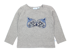 Noa Noa Miniature t-shirt grey melange