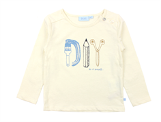 Noa Noa Miniature Boy Organic Jersey t-shirt turtledove