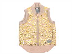 Marmar Oby termovest dusty powder leo gold