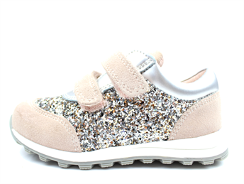 50a30679ba3d Petit by Sofie Schnoor sneakers rosa glimmer