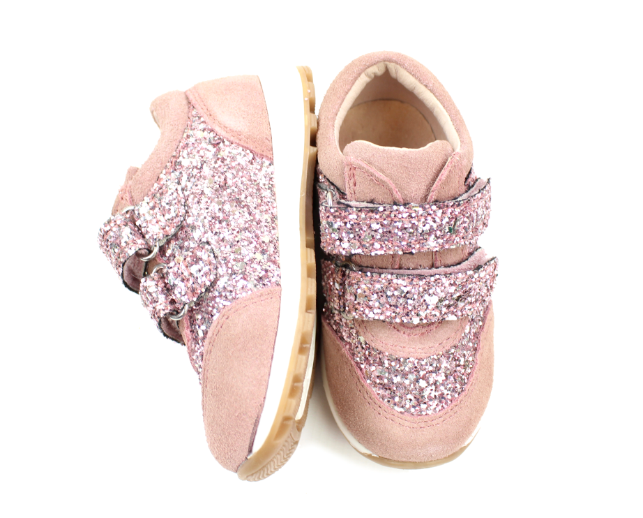 273d29f2 Petit by Sofie Schnoor sneakers lilla glimmer | P181616 Faded Purple ...