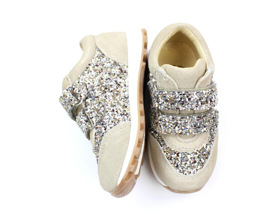 9019a46289e Petit by Sofie Schnoor sneakers sand | P181616 | str. 22-28 | UDSALG