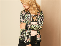 Petit by Sofie Schnoor jakke/cardigan flower black