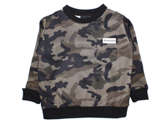 Petit by Sofie Schnoor sweatshirt military