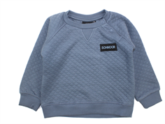 Petit by Sofie Schnoor sweatshirt quilt dusty blue