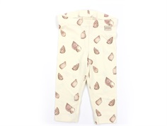 Petit Piao leggings seashell