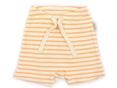 Petit Piao shorts peach naught/eggnog striber