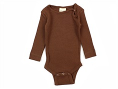 Petit Piao body modal bison brown