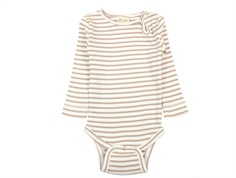Petit Piao body modal beige striber