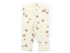 Petit Piao leggings pineapple cherry print