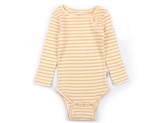 Petit Piao body peach naught/eggnog striber