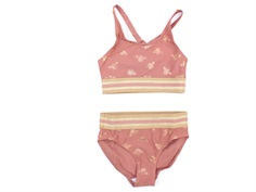 Petit by Sofie Schnoor bikini dusty rose med bier