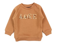 Petit by Sofie Schnoor sweatbluse rosy brown