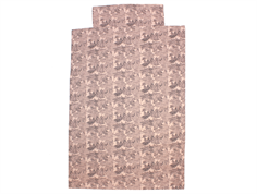 3e2ce00cf1b Petit by Sofie Schnoor sengetøj light rose | Baby linnen | Udsalg