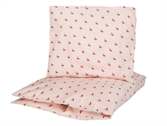 Petit by Sofie Schnoor bed linnen rosa flamingo junior