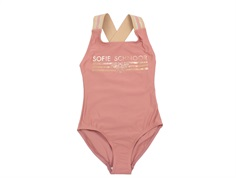 Petit by Sofie Schnoor badedragt dusty rose