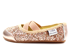 Petit by Sofie Schnoor ballerina rose gold glimmer