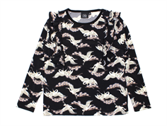 Petit by Sofie Schnoor bluse black bird