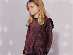 Petit by Sofie Schnoor bluse pink glitter