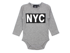 Petit by Sofie Schnoor body NYC grey melange