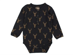 Petit by Sofie Schnoor body black gold deer