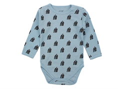 Petit by Sofie Schnoor body blue monkey