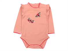 Petit by Sofie Schnoor body burned coral butterflies