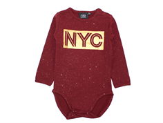 Petit by Sofie Schnoor body NYC dark red