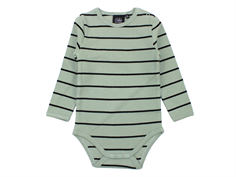Petit by Sofie Schnoor body dusty green stripe