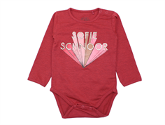 Petit by Sofie Schnoor body earth red