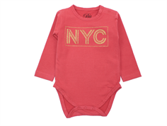 Petit by Sofie Schnoor body NYC earth red
