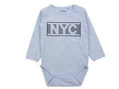 Petit by Sofie Schnoor body NYC light blue melange